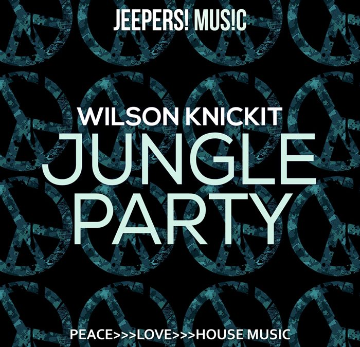 Jungle Party by Wilson Knickit
