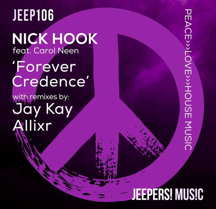 'Forever Credence' by NICK HOOK